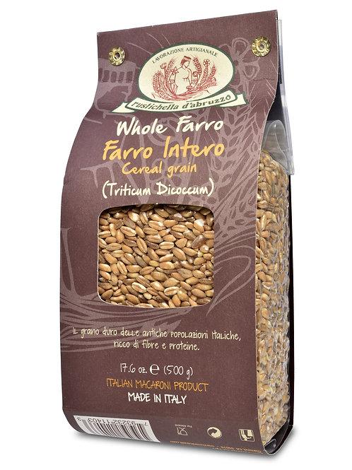 Whole Grain Farro