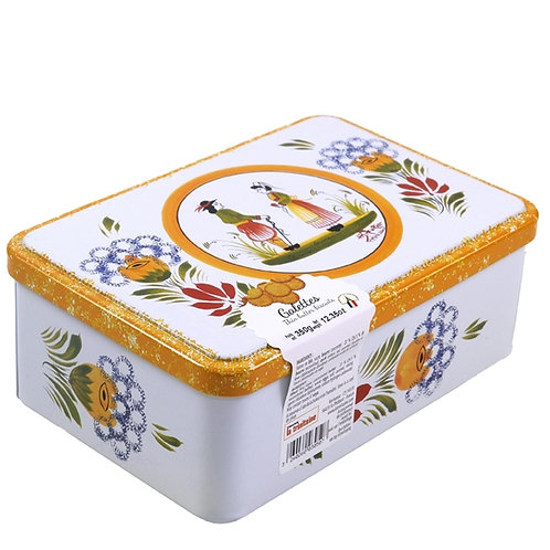 La Trinitaine Butter Galettes in Rectangular Box