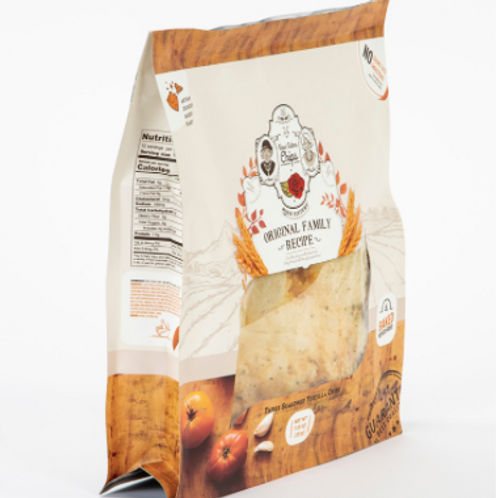 Rose Sisters Chips Baked Tortilla Chips