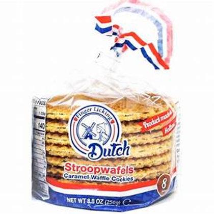 Dutch Stroopwafels