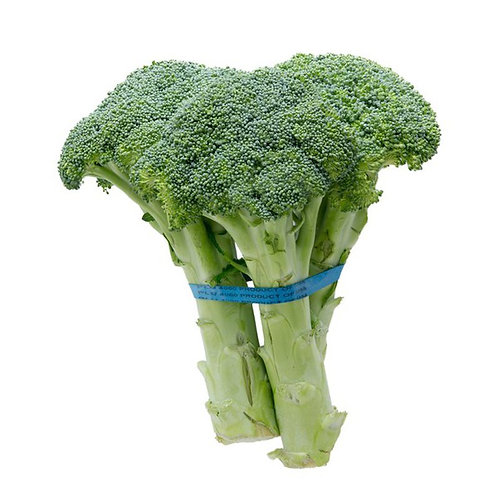 Organic Broccoli, each