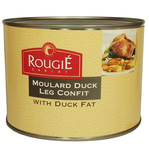 Rougie Confit of Duck Legs (4 legs per can)
