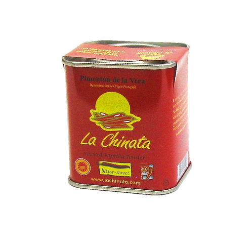 Paprika Hot Smoked Spain - 2.47 Oz