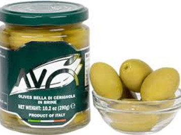 Olives - Bella di Cerignola in Brine