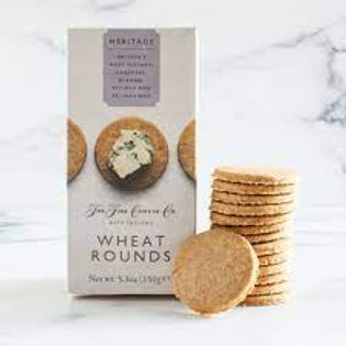 The Fine Cheese Co. Wheat Rounds