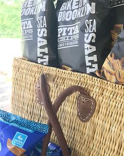 organic snacks north tisbury farm