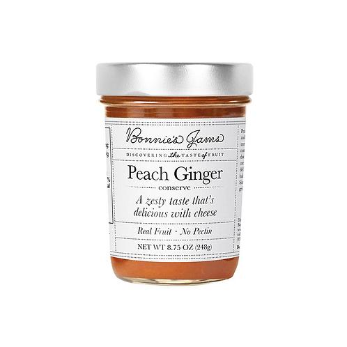 Bonnie's Jams - Peach Ginger