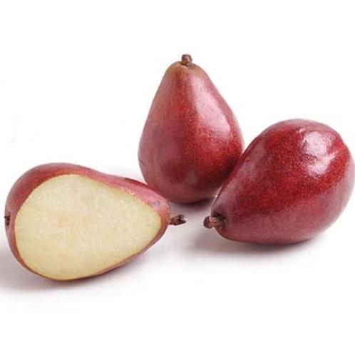 Red Anjou Pears - per lb