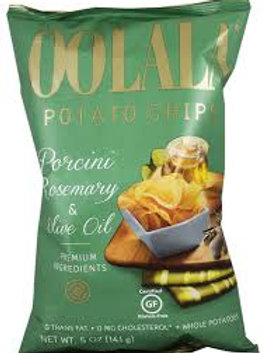 Oolala - Porcini and Rosemary Potato Chips