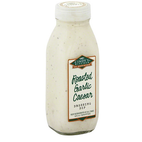 Cindy's Kitchen Cindy's Kitchen Dressing Dip, Roasted Garlic Caesar 16 oz