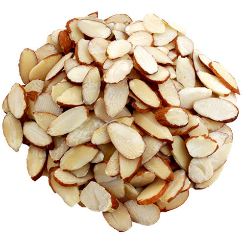 Sliced Almonds, organic - 7 oz