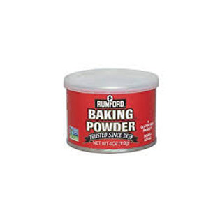 Baking Powder - Aluminum Free - 8 oz Canister