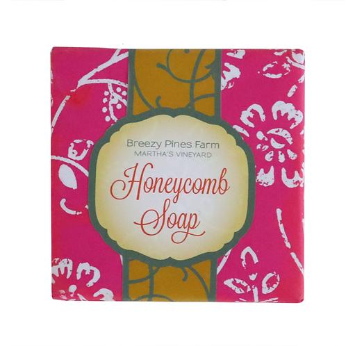 Honeycomb Soap - Wild Rose