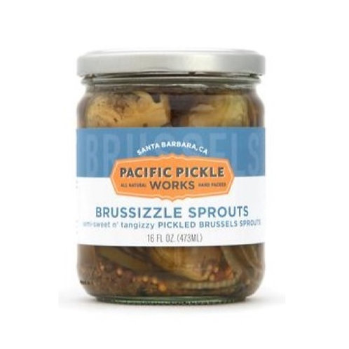 Pickled Brussel Sprouts - Semi Sweet