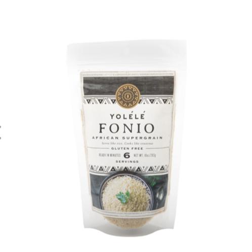Yolélé Fonio- African Ancient Grain - GF