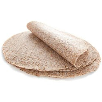 """Stacey's Organic 8"""" Whole Wheat Flour Tortillas -10 ct"""