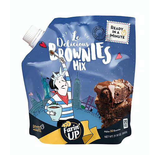 Les Delicious Brownie Mix