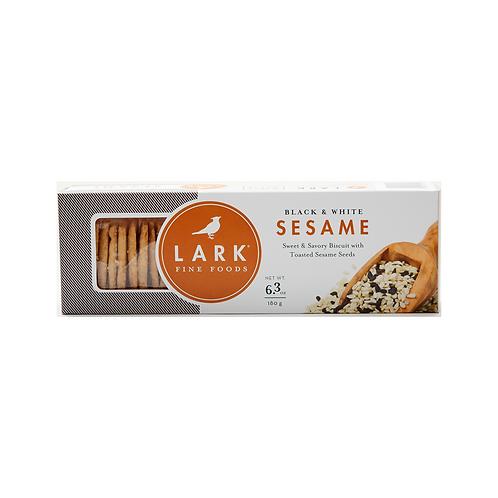 Lark - Black & White Sesame Biscuit