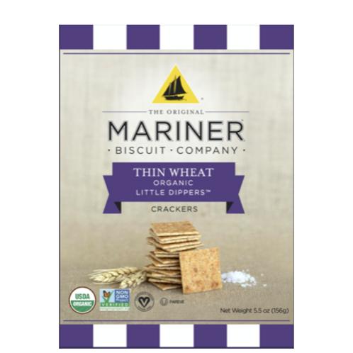 Mariner Wheat Thin Organic