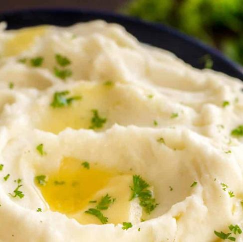 Secrets to the creamiest mashed potatoes