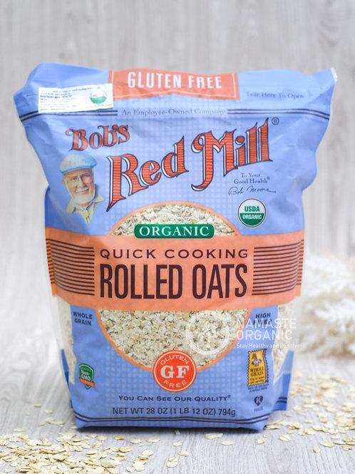 Organic Gluten Free Quick Oats