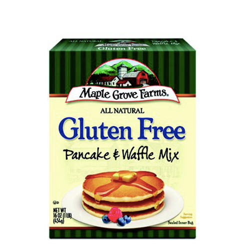 Maple Grove Farms, Pancake & Waffle Mix, Gluten Free