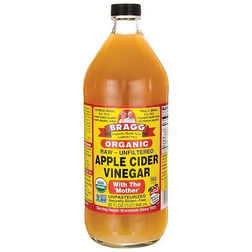 Organic Apple Cider Vinegar - 32 oz