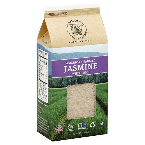 Ralston Jasmine White Rice 24 oz