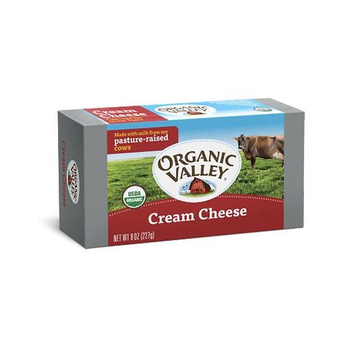 Cream Cheese Bar - Organic Valley, 8oz