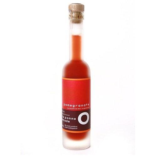 Pomegranate Champagne Vinegar