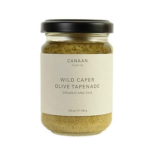 Canaan Wild Caper and Green Olive Tapenade