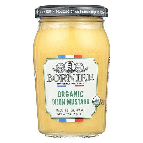 Bornier - Mustard - Organic Dijon 7.4oz