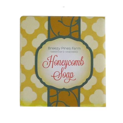 Honeycomb Soap - Lemon Zest