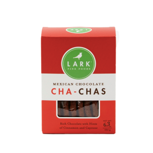 Lark Fine Foods - Mexican Chocolate Cha Chas