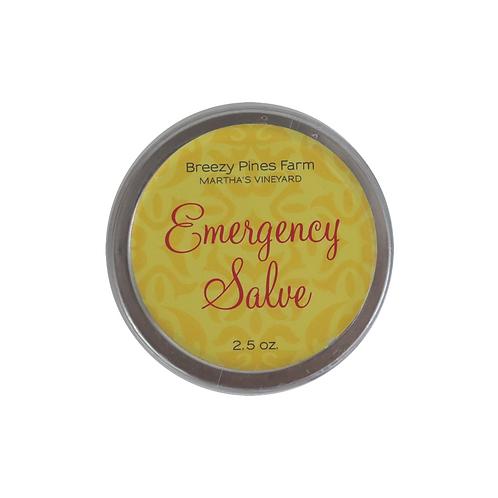Emergency Salve - Breezy Pines Farm