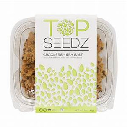 Top Seedz Sea Salt Crackers