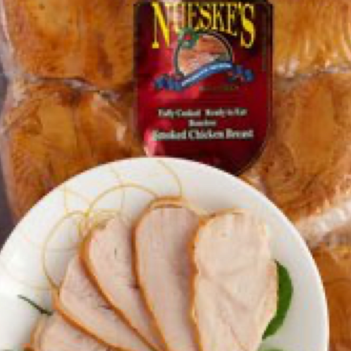 Applewood Smoked Chicken Breasts - 7oz