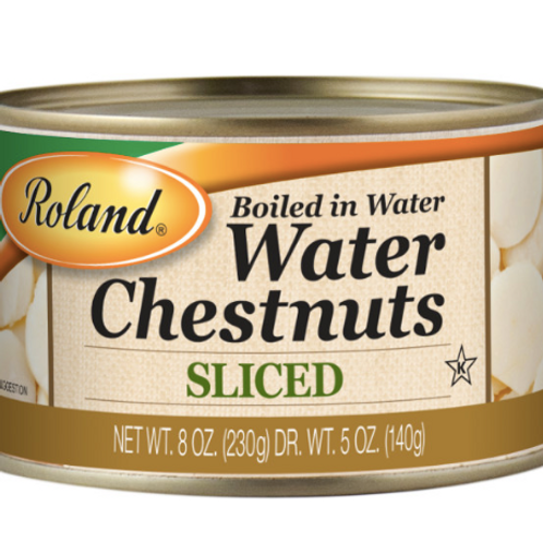 Sliced Water Chestnuts