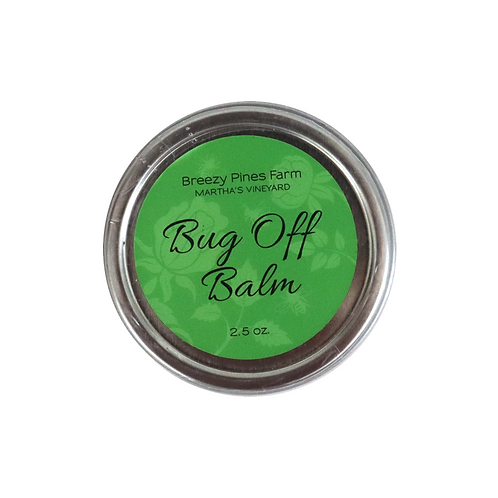 Bug Off Balm - Breezy Pines Farm