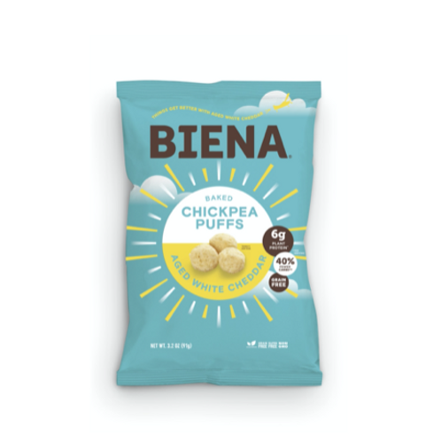 BIENA Chickpea Cheese Puffs
