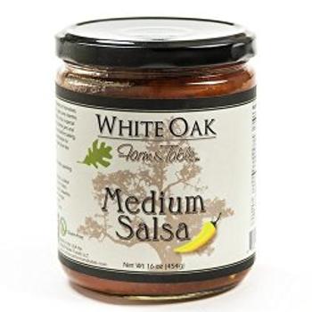 White Oak Farm & Table - Salsa Medium Org