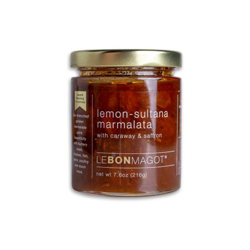 Le Bon Magot - Lemon-sultana marmalata