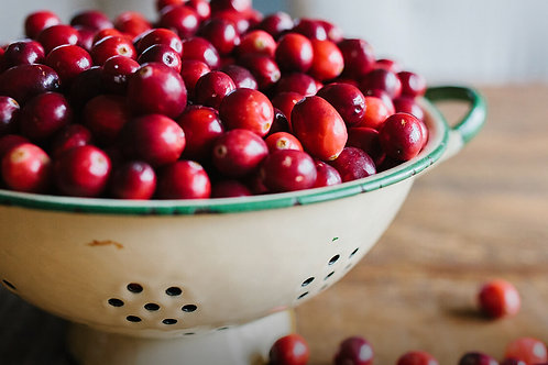Fresh Cranberries - price per Qt