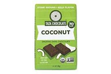 Taza Chocolate, Coconut