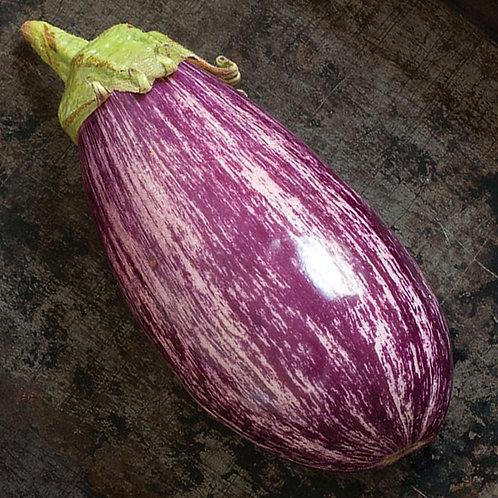 Nubia Eggplant, Locally Grown - 1 lb