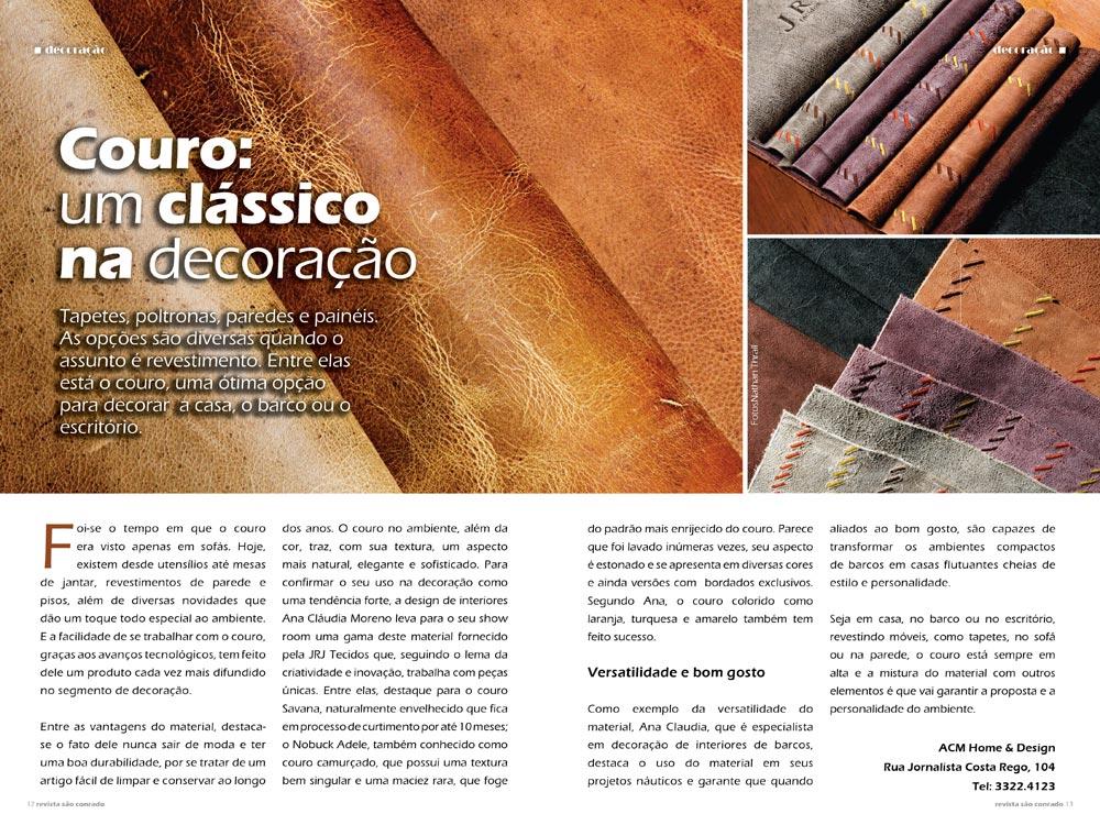 2012 - Revista São Conrado