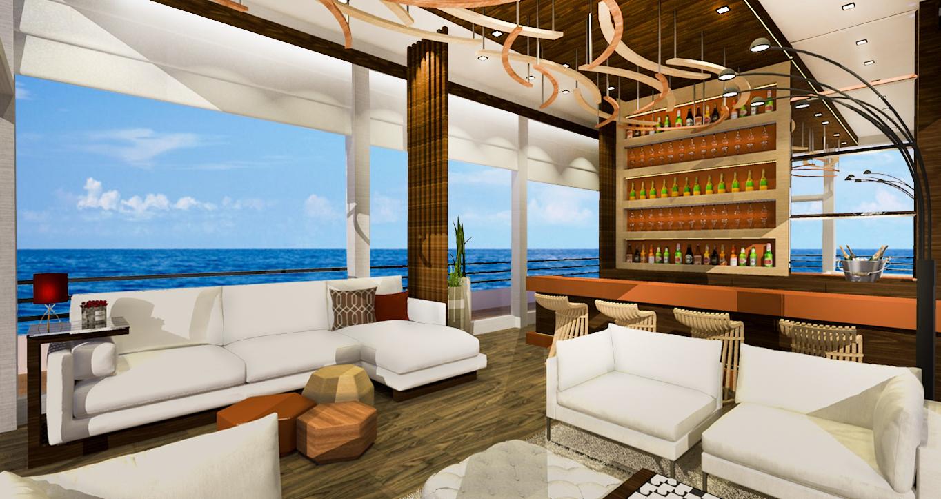 Barco Hotel ACM Boats