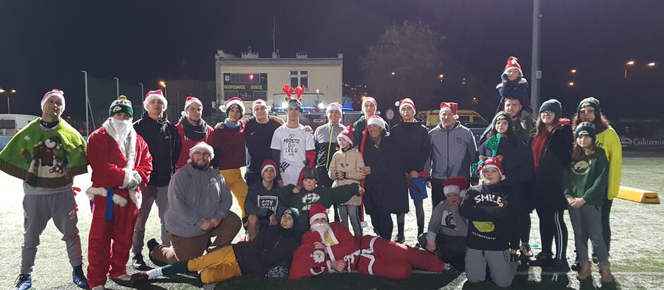 Pierwszy turniej świąteczny