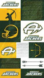 Archers Tapeta ikony