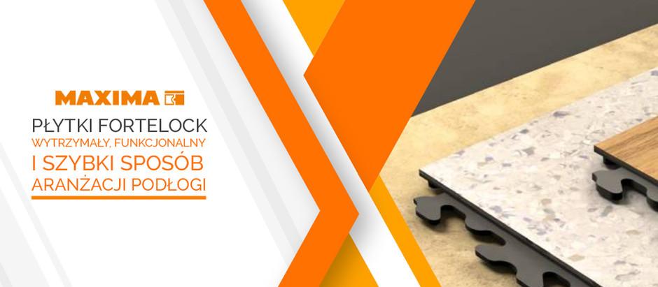 Płytki Fortelock – wytrzymały, funkcjonalny i szybki sposób aranżacji podłogi